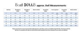 Sami Measurements