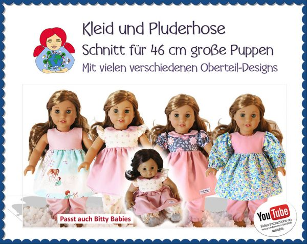 American Girl Doll Klamotten Archives ⋆ Sami Dolls