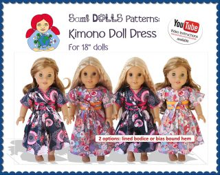 Kimono dress AG