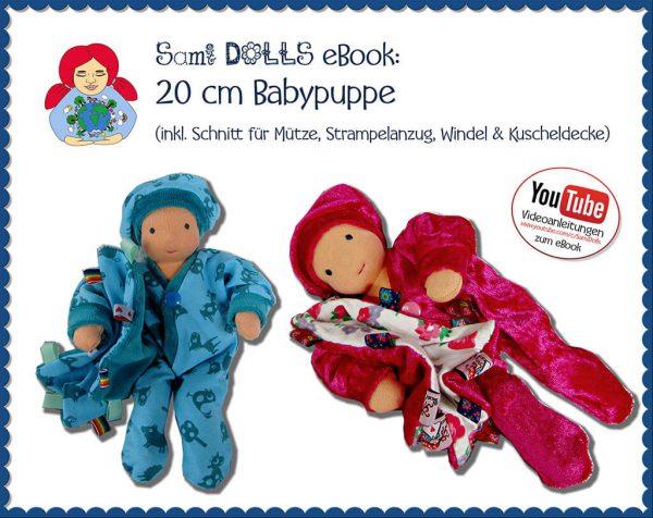 babypuppe 20cm 1024