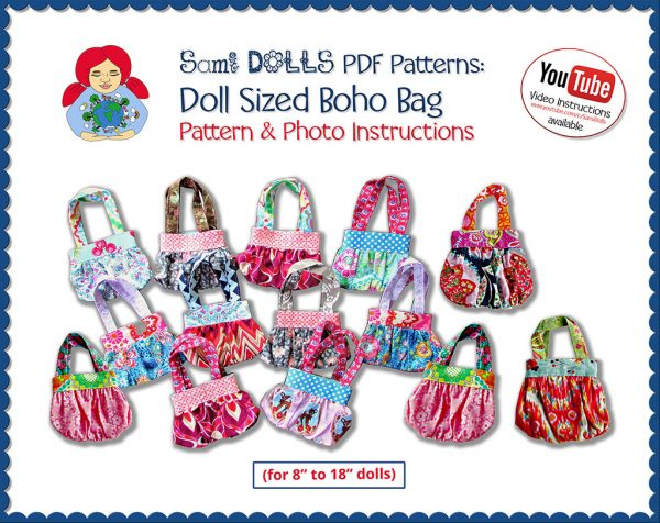 bag doll size