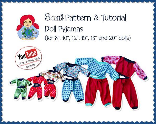 doll pyjamas
