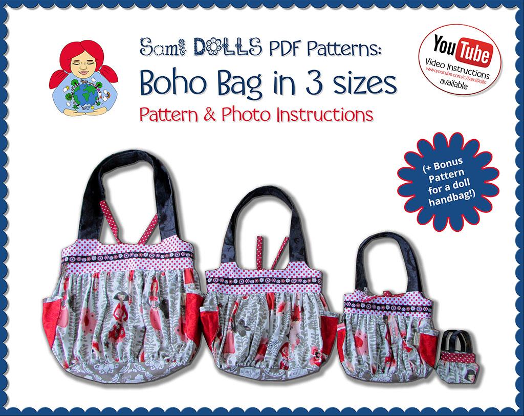 Sami Boho Bag