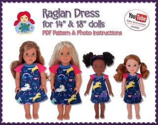 raglan dress cover